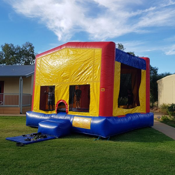 inflatable jumping castle from mia party hire