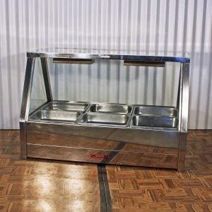Bain Marie – 6 tray