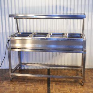 Bain Marie – 8 tray