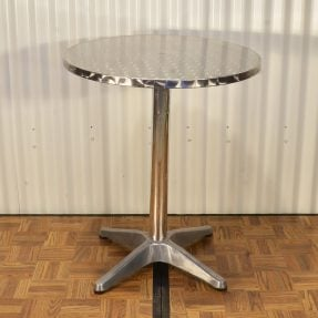 cafe table from mia party hire