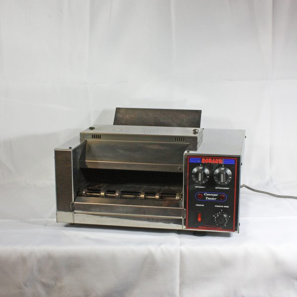 conveyor toaster from party hire