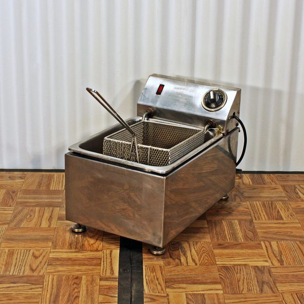 deep fryer electric from party hire