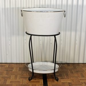 Ice Bucket & Stand Medium