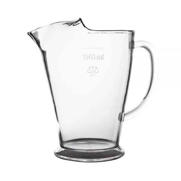 jug beer 1140ml from party hire