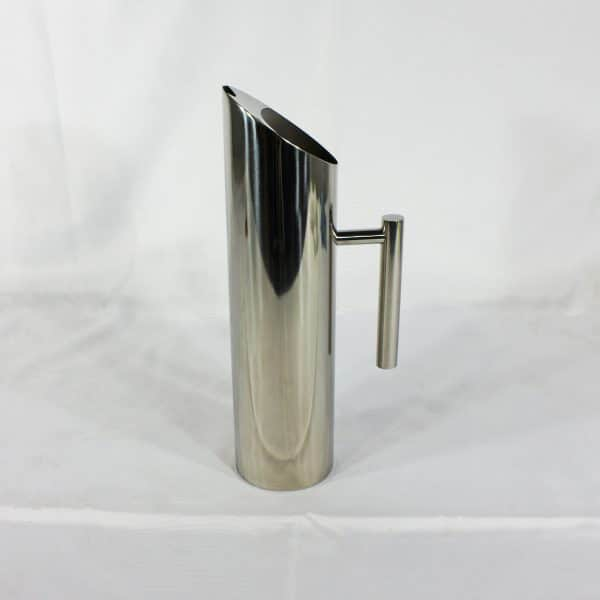 jug water stainless steel from party hire