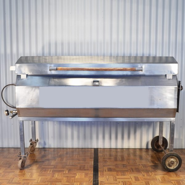 spit roaster from party hire
