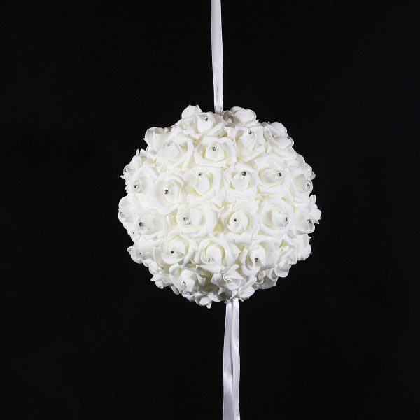 wedding ball decor from mia party hire