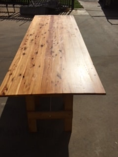 Timber Tables -