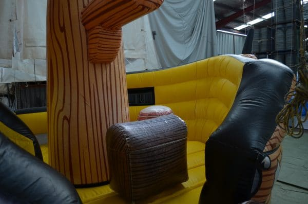 Pirate Ship Jumping Castle -