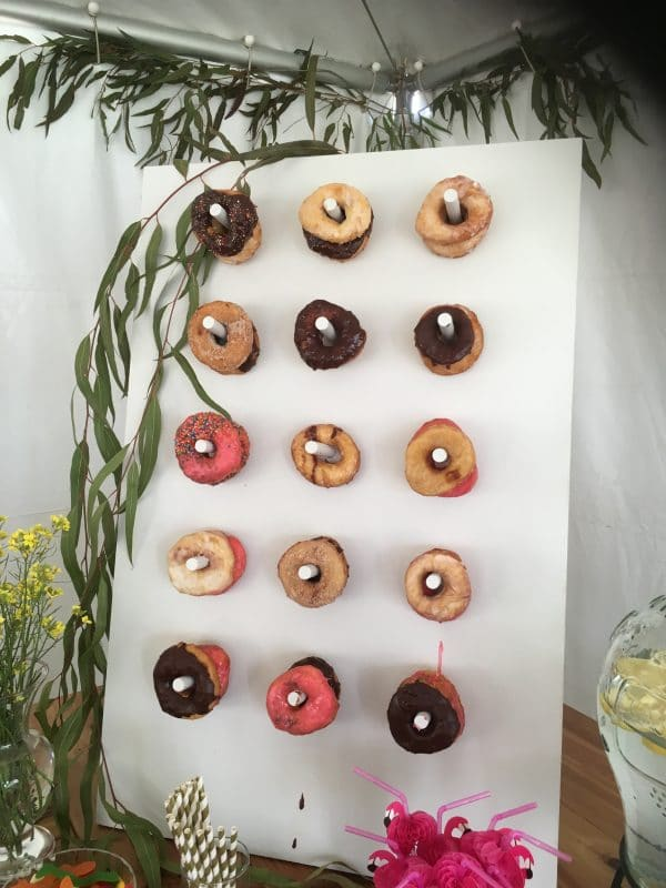 Donut Board -